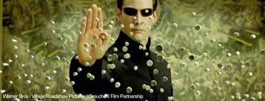 El sincretismo de la trilogia matrix