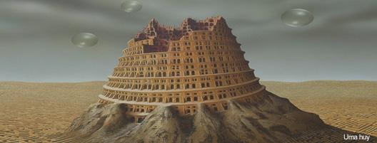 Atrapados en el territorio de Babel