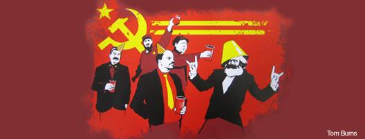 Por que los lideres comunistas se parecen a los faraones