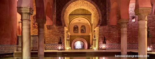 Baños Arabes de Granada y su provincia de Manuel Espinar Moreno