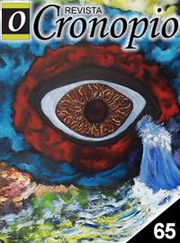 Portada Edición 65 Revista Cronopio