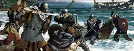 Fenicios vs vikingos