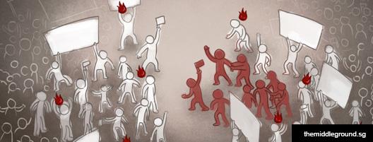 Las emociones colectivas y el peligro de la manipulacion