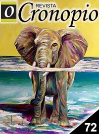 Portada Edición 72 Revista Cronopio