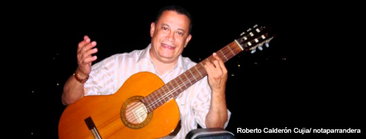 Roberto calderon