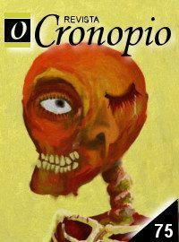 Portada Edición 75 Revista Cronopio
